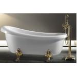 TORA Free Standing Long Bath FSB07 / TR-BHT-FSB-03185-WW