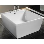 TORA Free Standing Long Bath FSB47 / TR-BHT-FSB-03192-WW