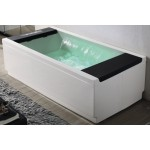 TORA Waterfall Massage Bathtub TR-BHT-MBT-04719-WW