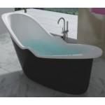 TORA Le Celebrity Series Polystone Free Standing Long Bath TR-BHT-FSB-06331-WW