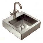 TORA Stainless Steel Wash Basin F1 / TR-SYW-WHB-07531-PL