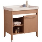 TORA Laundry Basin Cabinet LS0810 / TR-BBC-MNC-07694