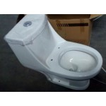 LE CELEBRITY One Piece Water Closet  LC-SYW-OPS- 09575-WW (P-180MM)