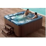 TORA  Massage Bathtub TR-BHT-MBT-09678-WW