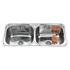 TORA Classical & Standard Series Kitchen Sink DB652C-S / TR-KS-DB-00078-ST