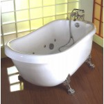 TORA Corner Massage Bathtub GA1708C