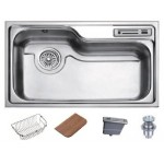 TORA I-Sink Series Kitchen Sink SB231 / TR-KS-SB-00077-ST