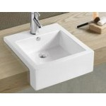 LE CELEBRITY Counter  Wash Basin LC4847 / LC-SYW-WHB-09184-WW