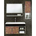Tora Bathroom Basin Cabinet Set Series A 8039